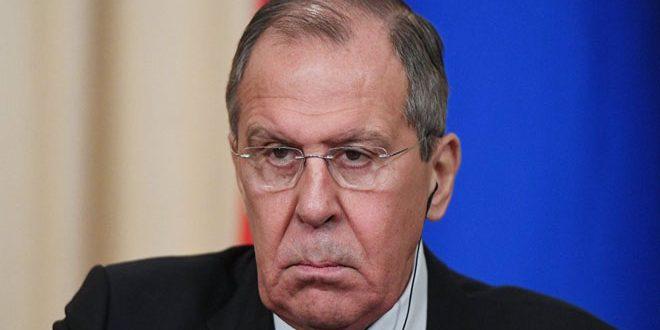 لاوروف: بازگشت تمام اراضی به دولت سوریه، بهترین روش برای توقف رشد تروریسم است