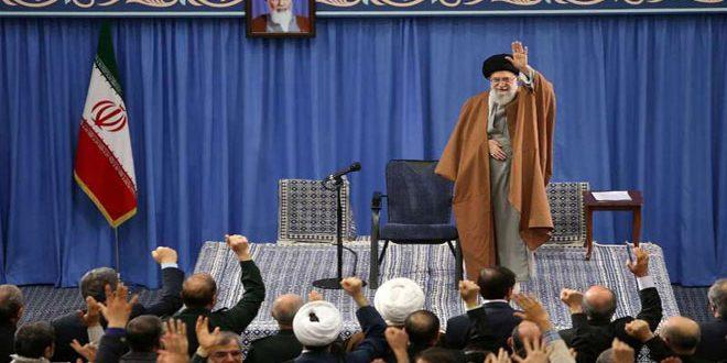 سید علی خامنه ای: نشست ورشو نشانگر ضعف دشمنان است