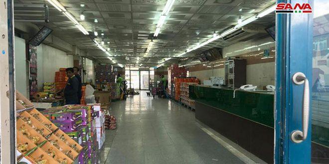 اتحادیه صادرکنندگان به دنبال احداث انبارها برای تولیدات صادراتی سوریه در کشور امارات است