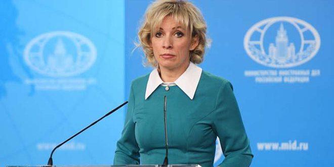 وزارت خارجه روسیه: واشنگتن مانع خروج آوارگان سوریه از آردوگاه رکبان به مناطقشان می شود