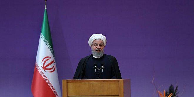 رئیس جمهور ایران: جنایت های مزدوران در منطقه برای آنها امنیت نخواهند آورد