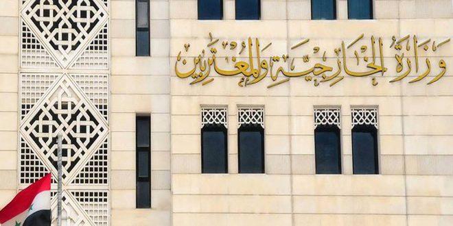 وزارت امور خارجه کشورمان اظهارات غیر مسئولانه رئیس جمهور آمریکا درباره جولان اشغالی را به شدت محکوم کرد