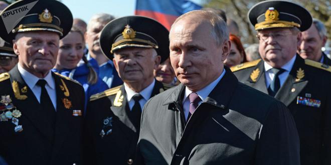 پوتین: مقامات روسیه نهایت تلاش خود را به کار خواهد گرفت تا مانع وقوع حملات تروریستی شود