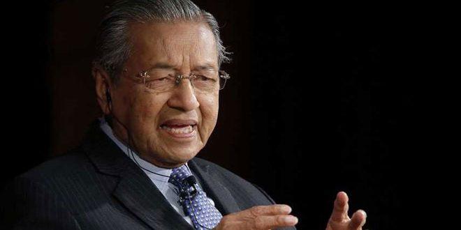 نخستوزیر مالزی: رژیم صهیونیستی مبنی بر اشغالگری است
