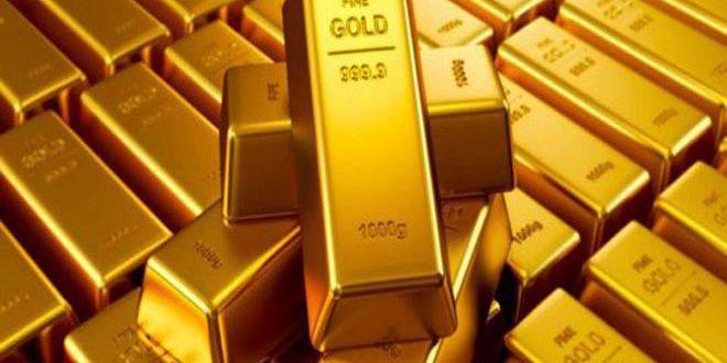 افزایش قیمت طلا به دلیل کاهش ارزش دلار