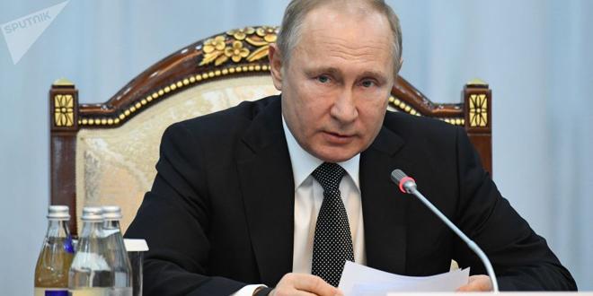 پوتین: تحریمهای یکجانبه عامل گسترش افراطگرایی است