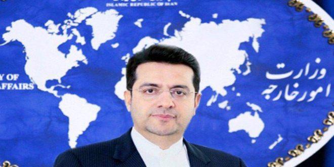 وزارت خارجه ایران: تهران برای معافیتهای تحریمی امریکا اعتباری قائل نیست