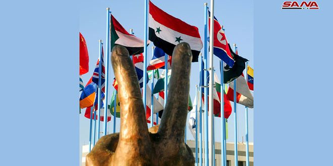 حضور 250 شرکت از 26 کشور جهان در نمایشگاه های تخصصی سوریه