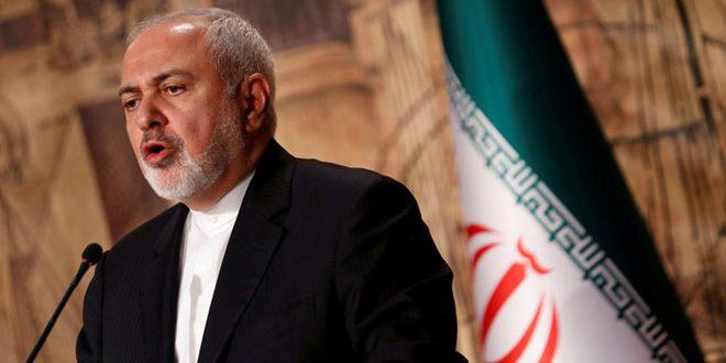 ظریف:ايران به دنبال درگیری و تقابل نیست ولی دست از دفاع از خودش برنخواهد داشت