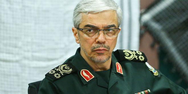 باقری:پاسخ ایران به آتشآفروزی دشمن سخت، کوبنده و نابودکننده خواهد بود