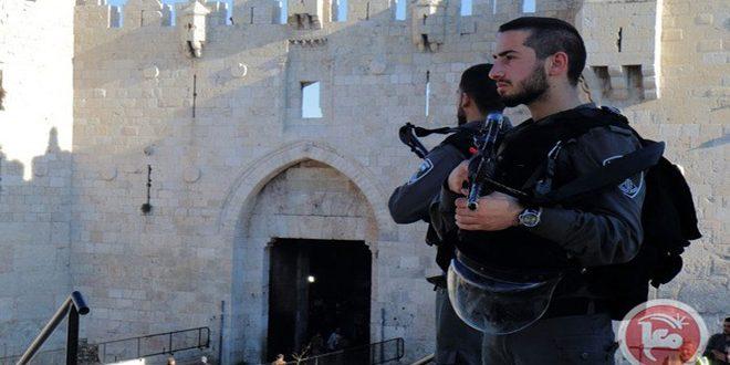 بازداشت 4 فلسطینی در قدس اشغالی توسط رژیم اشغالگر