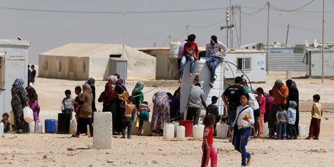 سوریه و روسیه:مرگ روزانه 10 نفر از ساکنان آردوگاه های الرکبان و الهول