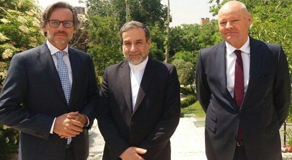 مذاکرات بین ایران وآلمان در مورد راه های حفظ برجام