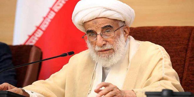 احمد جنتی: آمریکا دست به حماقت جنگ با ایران نمیزند