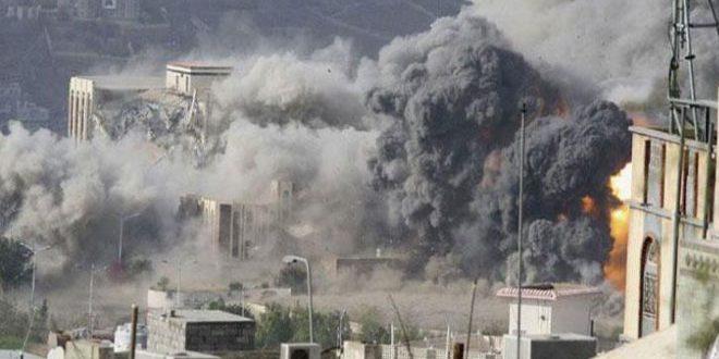 ۴ شهید در حمله جنگندههای سعودی به خودروی غیرنظامیان یمنی