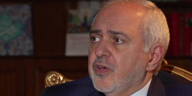 ظریف: تا زمانی که آمریکا به ایران احترام نگذارد امکان مذاکره وجود نخواهد داشت