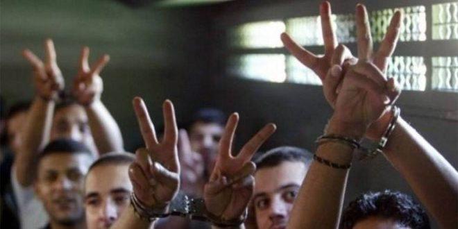 آغاز اعتصاب غذای نامحدود اسرای زندان عسقلان