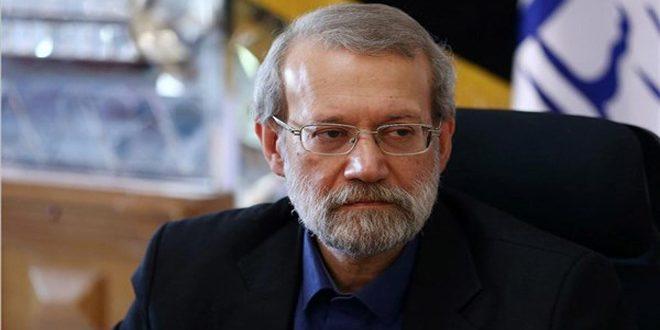 لاریجانی: سپاه پاسخ دزدی انگلیسیها را داد