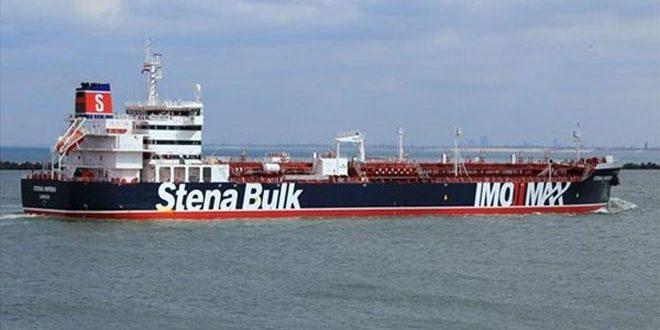 توضیح مدیرکل بنادر و دریانوردی هرمزگان درباره نفتکش انگلیسی