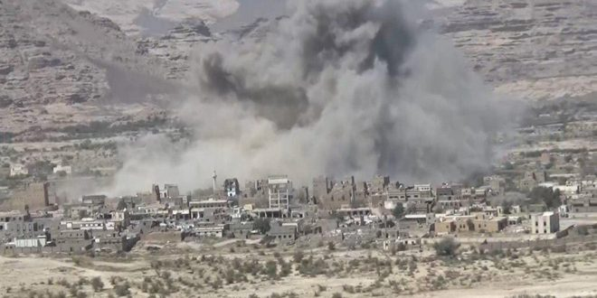 یمن: شهادت یک یمنی و جراحت یکدیگر بر اثر حملات متجاوز سعودی به صعده