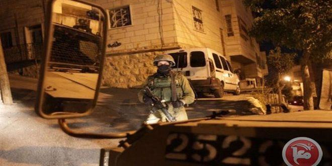 دستگیری 23 نفر فلسطینی در کرانه غربی