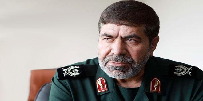 سپاه پاسداران انقلاب اسلامی: در اعمال قانون و حاکمیت ملی در خلیج و تنگه هرمز قاطعانه عمل می کنیم