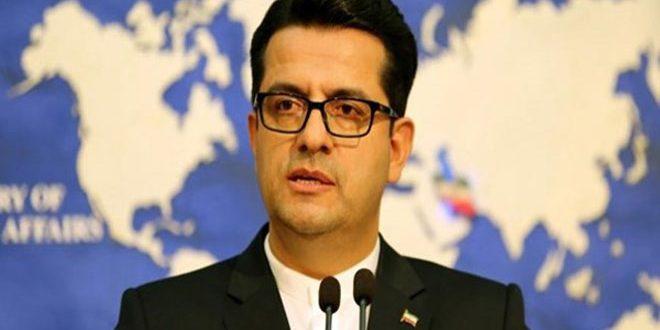 موسوی: یک نفتکش خارجی به دلیل نقص فنی به آبه های ایران هدایت شده است