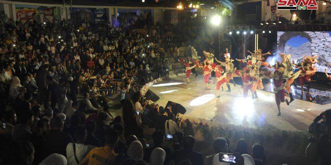 """آغاز جشنواره """"الشام، همه ما را دور هم جمع کرد"""""""