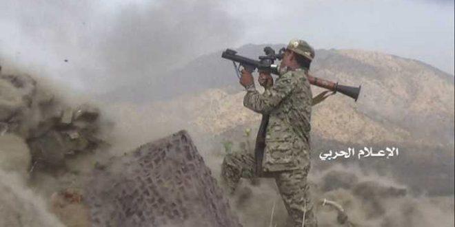 یمن: ناکام ماندن تلاش مزدوران سعودی برای نفوذ در تعز