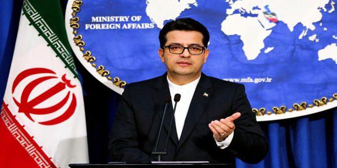 موسوی: درباره توقیف دوباره نفتکش ایرانی به آمریکا هشدار دادهایم