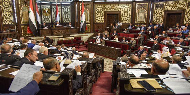 تصويب پیش نویس دو قانون متعلق به شورای دولت در نشست امروز پارلمان کشورمان