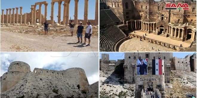خبرگزاری اسلواکی ، تمدن و تاریخ سوریه را روشن می کند