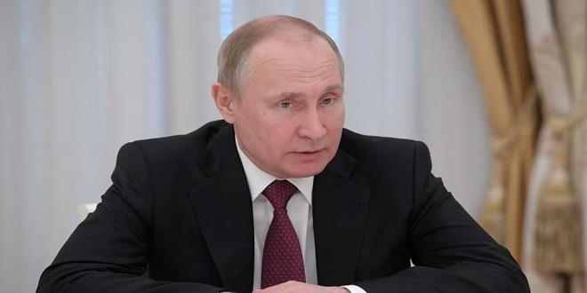 پوتین: مداخله خارجی در امور سیاسی و اجتماعی در امور کشورها به وقوع درگیری منجر می شود