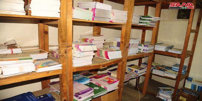 کتابهای درسی به اندازه کافی چاپ شده اند
