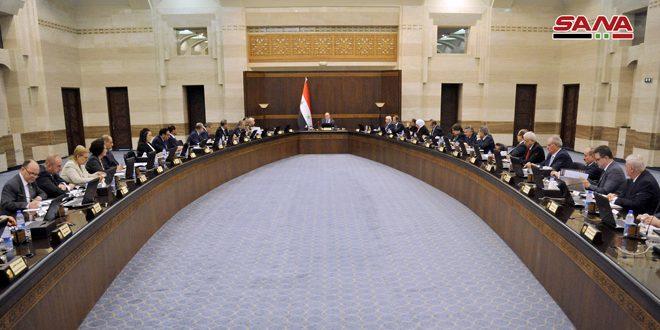 هیات دولت اقدامات لازم برای تامین کالاها و نیازهای اساسی شهروندان با قیمت های رقابتی را به تصویب رساند