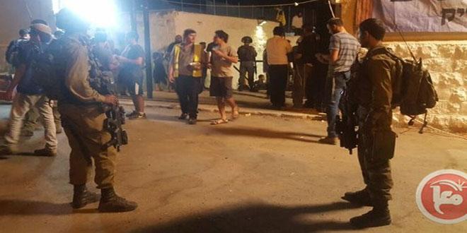 زخمی شدن ده ها فلسطینی در پی حملات نیروهای اشغالگر صهیونیستی علیه نابلس