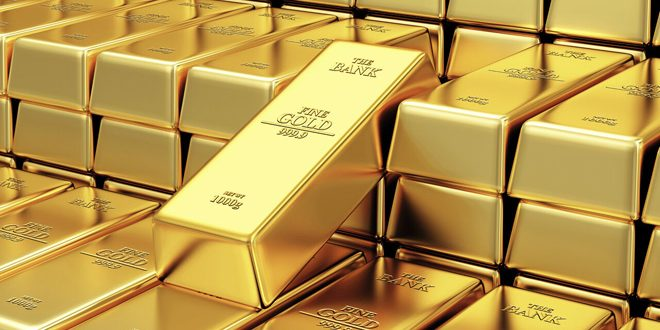 قیمت طلا افزایش می یابد