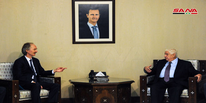 المعلم: رفتار خصمانه ترکیه تهدید جدی برای کمیته قانون اساسی سوریه است