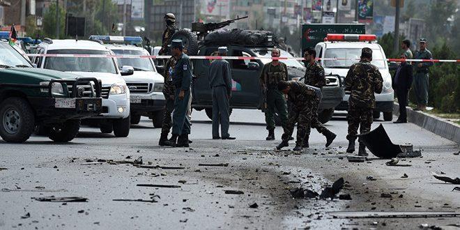 وقوع انفجارهایی در مسجدی در افغانستان