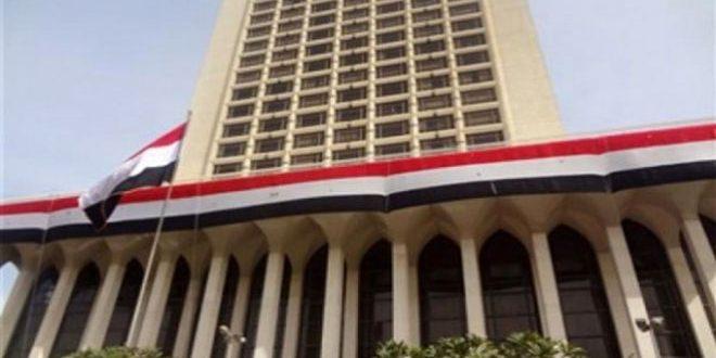مصر: تجاوزات رژیم ترکیه به اراضی سوریه نقض صریح قانون بین المللی شمرده می شود