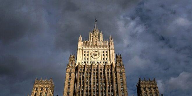 وزارت خارجه روسیه: احتمالاً خارجیها در اغتشاشات ایران دست دارند