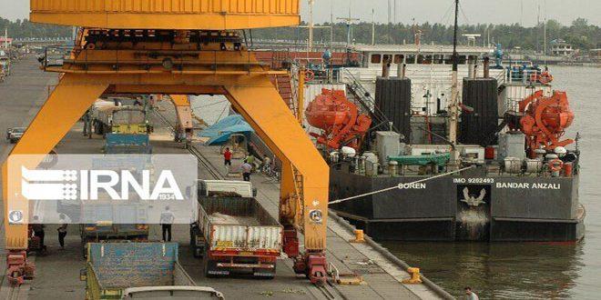 ۱۱۰ میلیون تن واردات و صادرات کالا از طریق گمرک