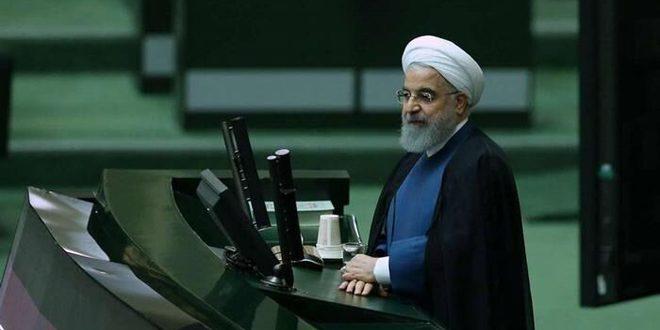 روحانی :آمریکا و صهیونیست ها فکر می کردند تحریم ها دولت ایران را ناتوان ساخته / آنها ناامید شدند