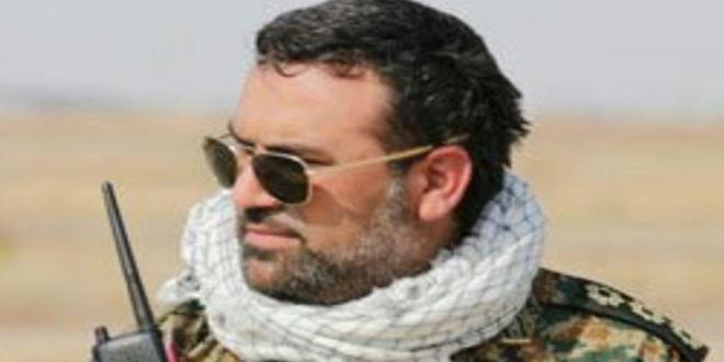 عبدالحسین مجدمی فرمانده بسیج دارخوین شادگان ترور شد