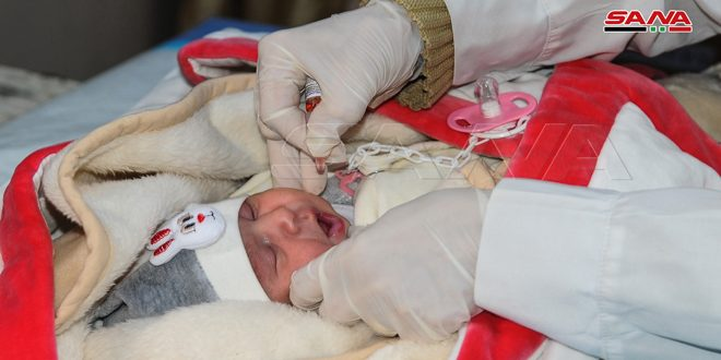 آغاز طرح سراسری واکسن ضد فلج کودکان