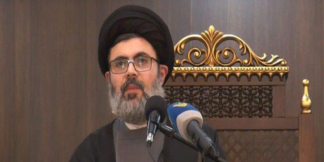 صفی الدین: مقاومت حاضر وآماده در تمام میادین است