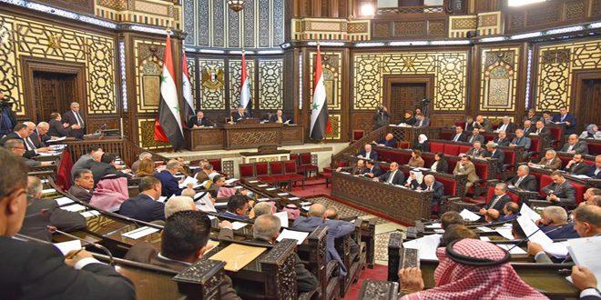 رئیس پارلمان کشورمان: پیروزی های ارتش عربی سوریه در حلب به مثابه پیروزی کل بشریت است