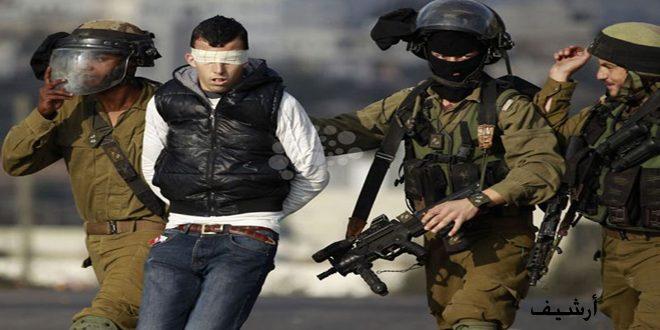 دستگیری 3 نفر فلسطینی در قدس اشغالی توسط نیروهای اشغالگر