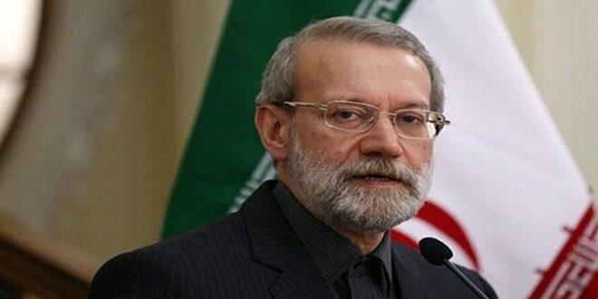 رئیس مجلس ایران به کرونا مبتلا شد