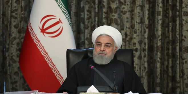 روحانی: طبق آمار این ویروس خطرناک در همه استانهای این کشور سیر نزولی دارد